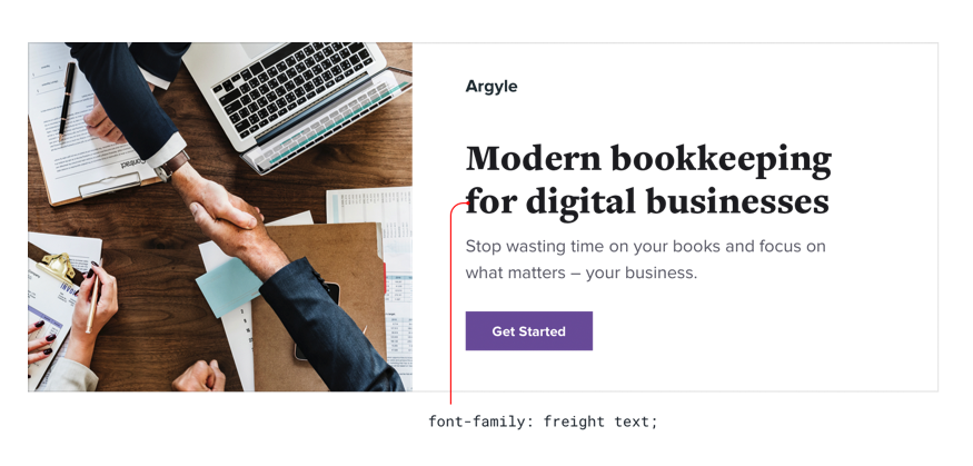 serif-font